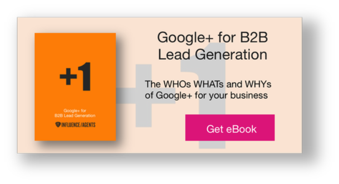 Google+ for B2B Lead Generation